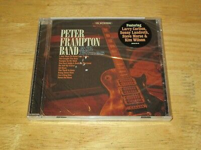 All Blues by Peter Frampton Band CD Universal Music June 2019 NEW 10 tracks
