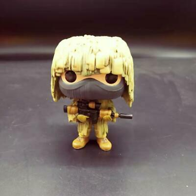 Funko Pop All Ghillied Up #144 Call of Duty Vinyl Figure Collectibles OOB loose
