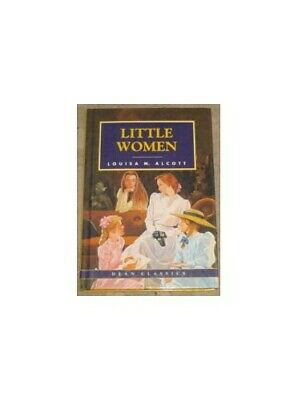 Little Women (Classics) by Alcott, Louisa May Paperback Book The Fast Free