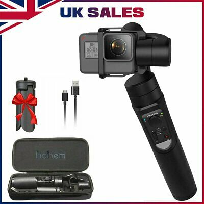 Hohem iSteady Pro 3-Axis Handheld Gimbal Stabilizer for Gopro 7/6/5/ Sony YI 4K