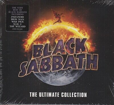 Black Sabbath / The Ultimate Collection - Best of - Hits  (2 CDs, NEU! OVP,NEW)