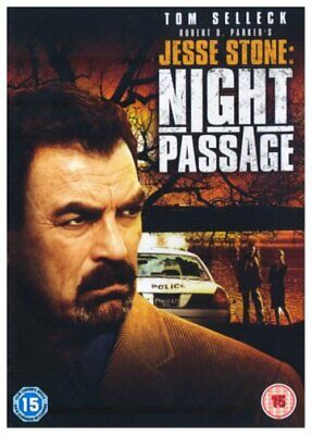 Jesse Stone - Night Passage  -DVD-  -Deutscher Ton-  Tom Selleck #Neu#