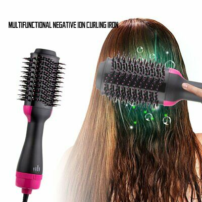 Revlon Pro Collection Salon One-Step Hair Dryer and Volumizer Comb Save RY