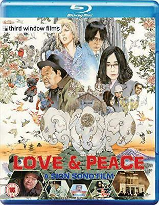 Love and Peace [Blu-ray], New, DVD, FREE & FAST Delivery