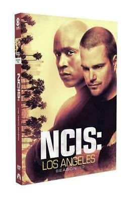 NCIS LOS Angeles Season 10 DVD Complete 10th Series New Sealed UK Free post
