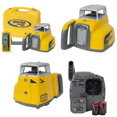 Spectra Precision LL300N Laser Level with HL450 - Yellow
