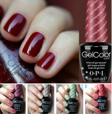 OPI Lacquer Nail Polish Gel Color Collection 132 Colors Pick  1 New Series