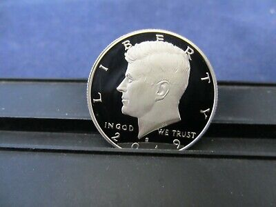 2019-S SILVER Kennedy Half Deep Cameo Mirror Proof Upper Grading Range