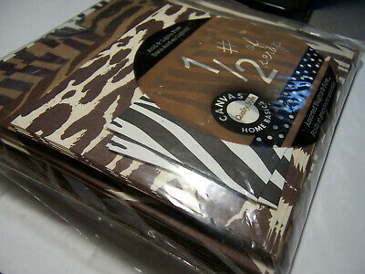 Fun! 1/2lb Animal Print Scrap Pack Papers for Crafts, Cards, Scrapbooks, Collage
