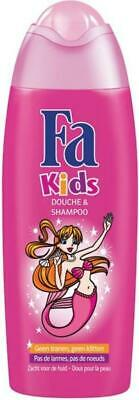 Fa Douchegel/Shampoo Kids - Mermaid 250 ml