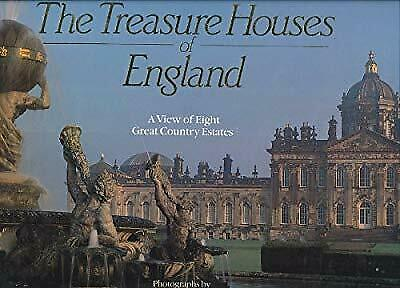 The Treasure Houses of England: View of Eight Great Country Estates, Gibbons, Ga