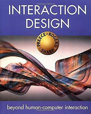 Interaction Design: Beyond Human-Computer Interaction, Preece, Jenny & Rogers, Y