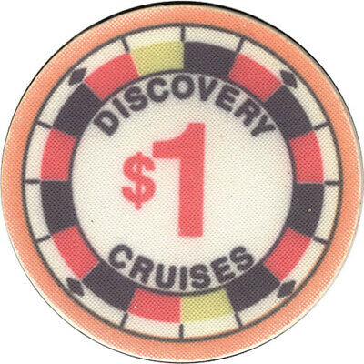 Discovery Cruises- $1 Casino Chip