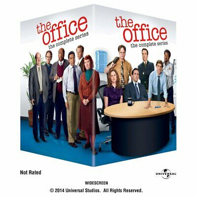 The Office: The Complete Series (DVD SET) Seasons 1-9 1 2 3 4 5 6 7 8 9