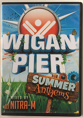 Wigan Pier Summer Anthems - Scouse House Donk Bounce RARE.