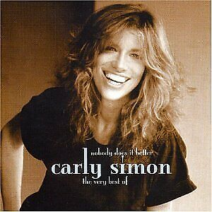 Nobody Does It Better - The Very Best of Carly Simon, Carly Simon, Used; Good CD