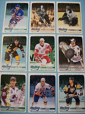 "(PICK ANY 1) 2011-12 thru 2014-15 Upper Deck ""Hockey Heroes"" Complete Your Set!"