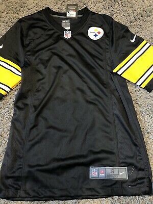 Pittsburgh Steelers Mens Nike NFL Jersey (Small)