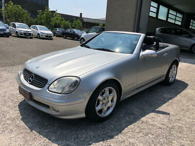 Mercedes-Benz SLK 230 cat Kompressor Evo 1PROPRIETARIO ! UNICA !