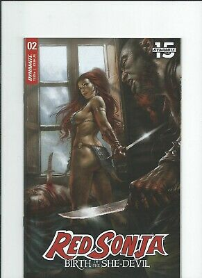 Dynamite Comics Red Sonja Birth of the She Devil 2 NM-/M 2019