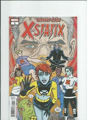 Marvel Comics Giant Size X-Men X-Statix NM-/M 2019