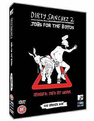 Dirty Sanchez - The Darker Side [DVD], , Used; Very Good DVD