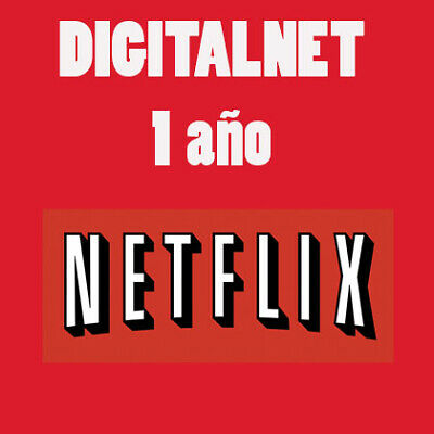 💥Netflix 1 year Gift 4K |1 Screens| Shared | Warranty Instant Delivery💥