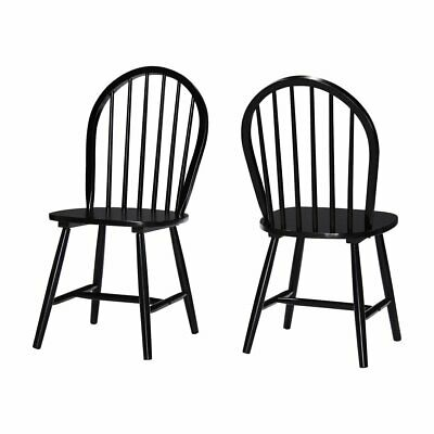 Declan Windsor Dining Side Chairs - Set of 2