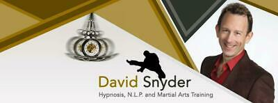 David Snyder - 22 Programs Collection | NLP, CPI, Killer Influence, Vibrational