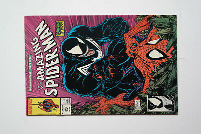 the amazing Spider-Man # 316 - jun 1989 - Todd McFarlane -Venom BlackCat -Marvel