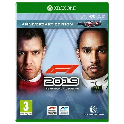 F1 2019 - Anniversary Edition xbox one Offline