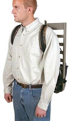 """Allen 1920 Hunting Treestand Carry Straps w/Endura Pads & Heavy 1"""" Webbing"""