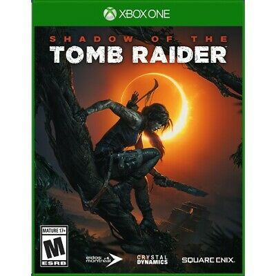 Shadow of the Tomb Rider Shared