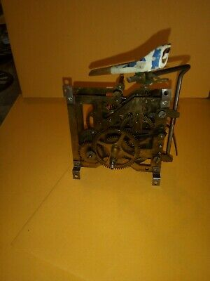 VINTAGE CUCKOO CLOCK MOVEMENT for parts or repair