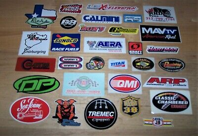 Tool Box Size Racing & Performance Company Decals/Stickers nhra 1