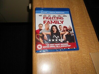 Fighting With My Family...blu-Ray.....dwayne Jhnson
