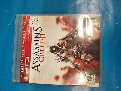 Assassins Creed 2 for PS3