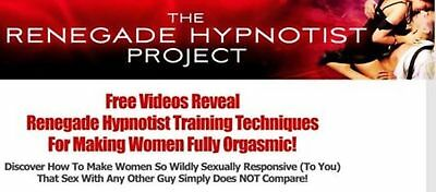 Mark Cunningham - The Renegade Hypnotist Project + BONUS