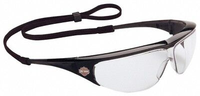 Harley Davidson Bar & Shield Clear Lens Safety Eyewear Glasses Sunglasses