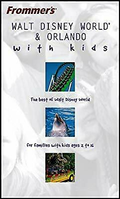 Frommers Walt Disney World and Orlando with Kids (Frommer's With Kids), Tunstall