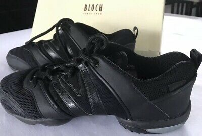 Bloch Evolution Dance Sneaker Black Size Us 9.5