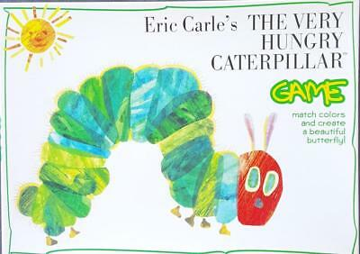 Very Hungry Caterpillar Board Game by BRIARPATCH Vintage 1993