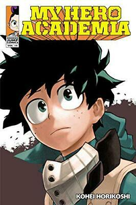 My Hero Academia, Vol. 15 by Horikoshi, Kohei, NEW Book, FREE & Fast Delivery, (