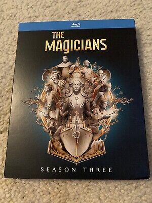 THE MAGICIANS COMPLETE Season 1-2 First Second TV Series