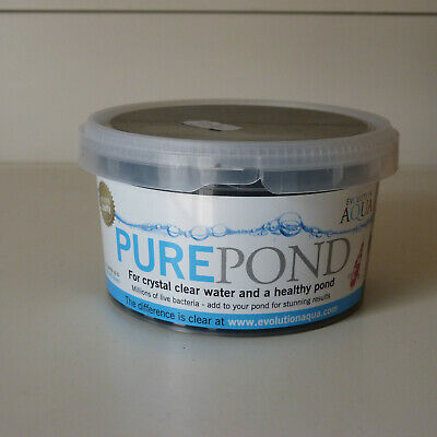 Pure Pond 500ml - Evolution Aqua - Cleaning Treatment - Bacteria for Filters