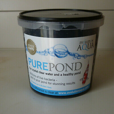 Pure Pond 1000ml - Evolution Aqua - Cleaning Treatment - Bacteria for Filters