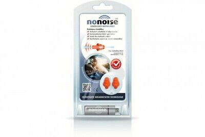 Nonoise Protection Auditive Kit Moto Motorsport Bouchons D'Oreilles
