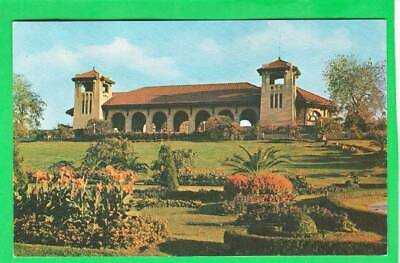 Postcard ~ Rest house in Forest Park St. Louis, Missouri ~ Vintage 7580