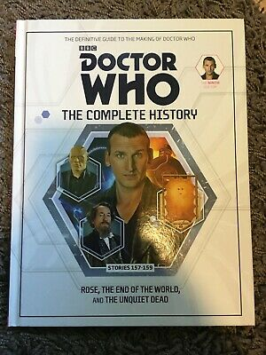 Doctor Who Complete History volume 48 Ninth Doctor stories 157-159