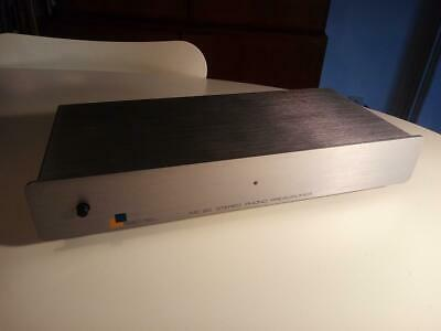 SIEMEL MC 20 Stereo Phono Preamplifier Phono-Vorstufe MC High End